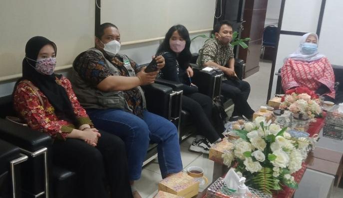 Biro Pemberitaan Sekjend DPR-RI Lakukan Kunjungan Ke DPRD Sumbar