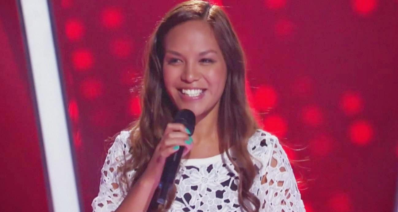 Jhoanna Aguila You've Got The Love The Voice Australia