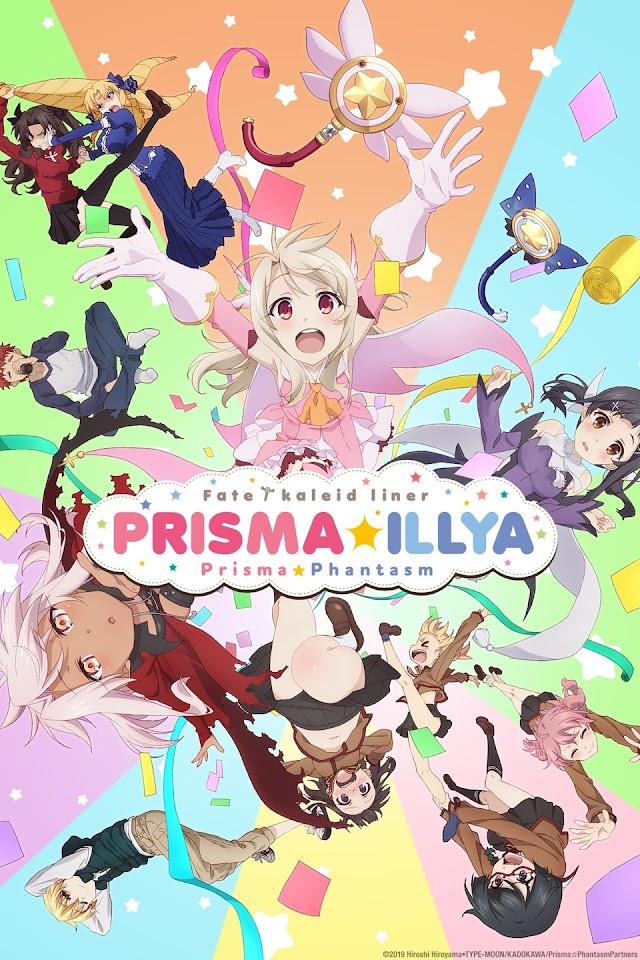 Fate/Kaleid Liner Prisma Illya: Prisma Phantasm