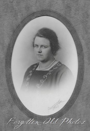 Gertrude Nichols FF Upstairs