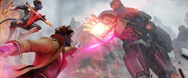 Yeni X-Men Kahramanları Oyuna Dahil Oldu - Marvel Future Fight