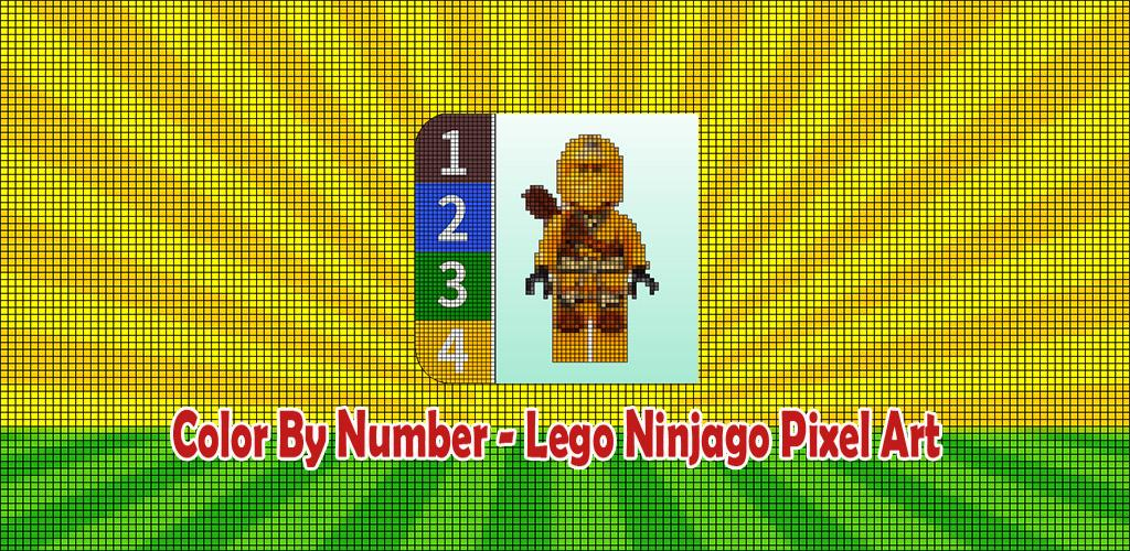 Download Color By Number Lego Ninjago Pixel Art Apk Latest