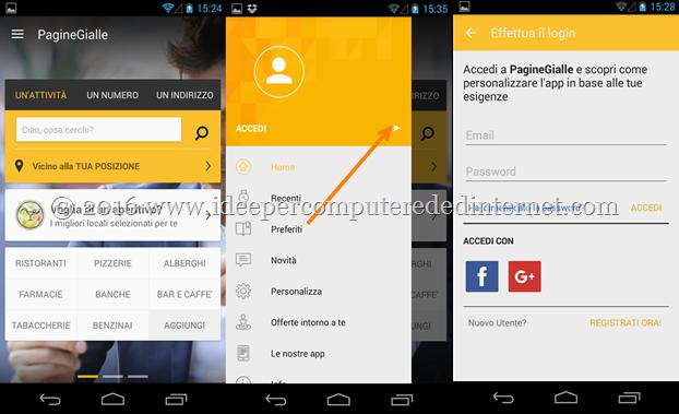 pagine-gialle-applicazione