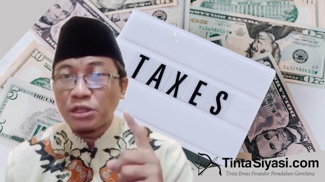 Aktivis 98: Islam Membangun Ekonomi Negara tidak Berbasis Utang dan Pajak
