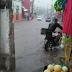 Veja vídeo: centro de Alagoa Grande fica alagado após chover quase 100 mm