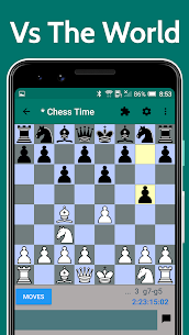 Chess Time – Multiplayer Chess 5