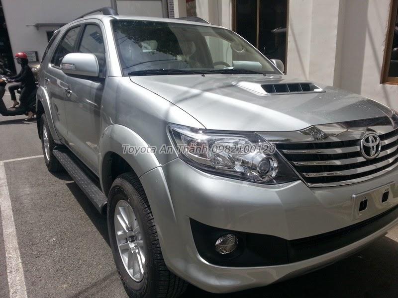 Khuyến Mãi Giá Xe Toyota Fortuner 2.5G 2015 Máy Dầu Số Sàn