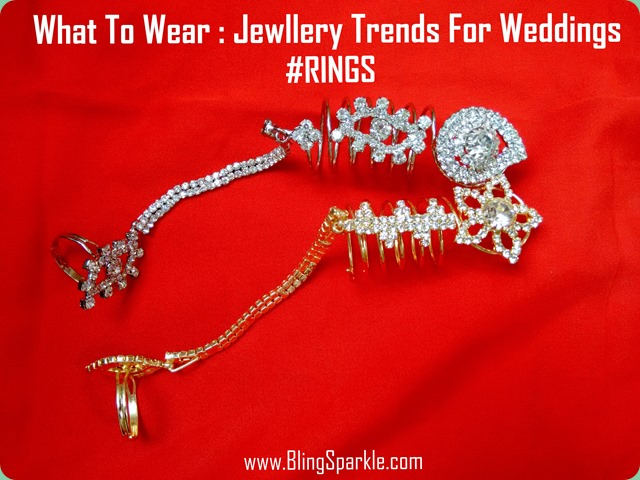 What To Wear  Jewllery Trends For Weddings