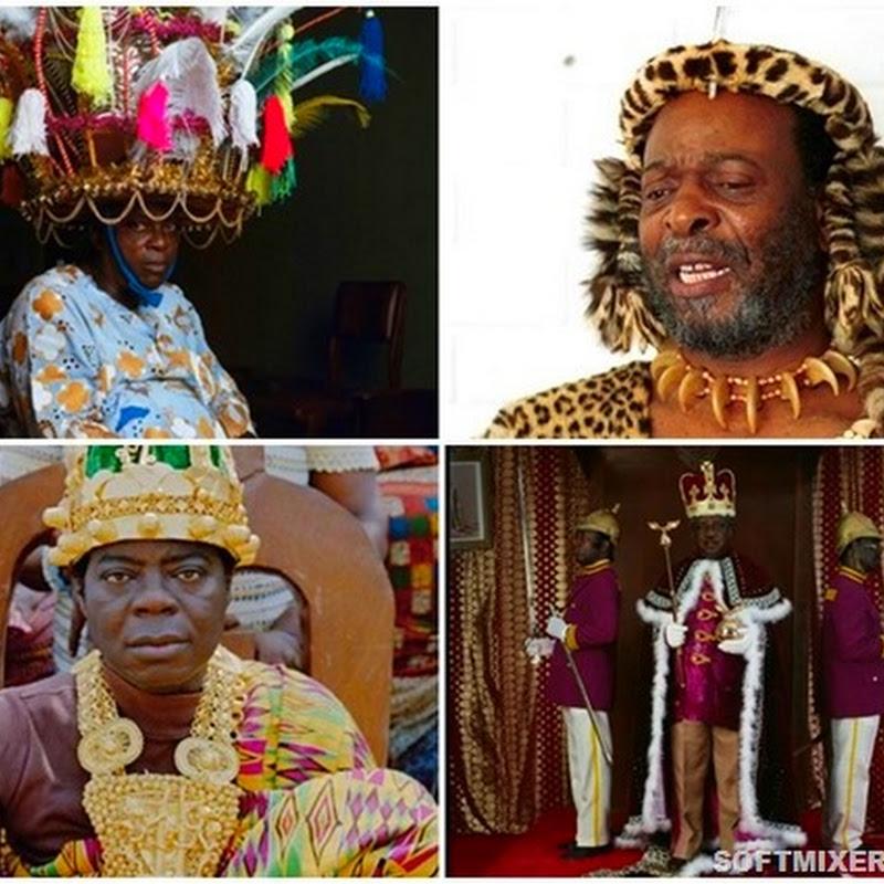 Короли и королевы Африки