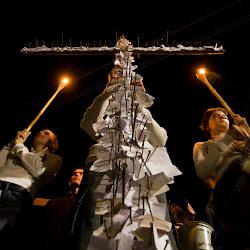 Festival Radosti - 2.den - Krizova cesta a sv.omsa