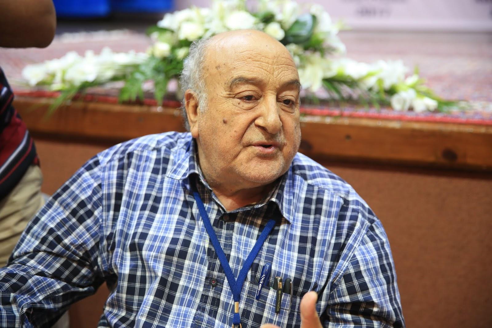 2017-7-16 تكريم المفكر المغربي محمد سبيلا