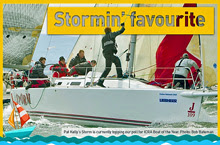 J/109 Irish IRC Boat of the Year- Kelly's STORM