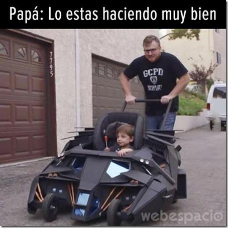 da del padre humor