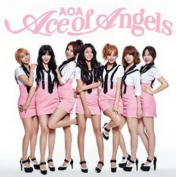 [MUSIC VIDEO] AOA – Ace of Angels (初回限定盤A) (2015/10/14)