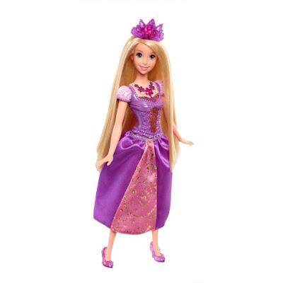 Búp bê công chúa Disney lấp lánh CFB82