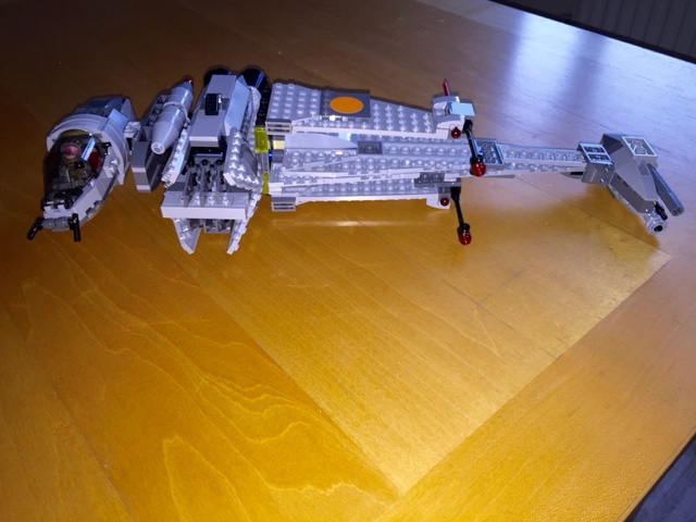 Star Wars Lego B-Wing
