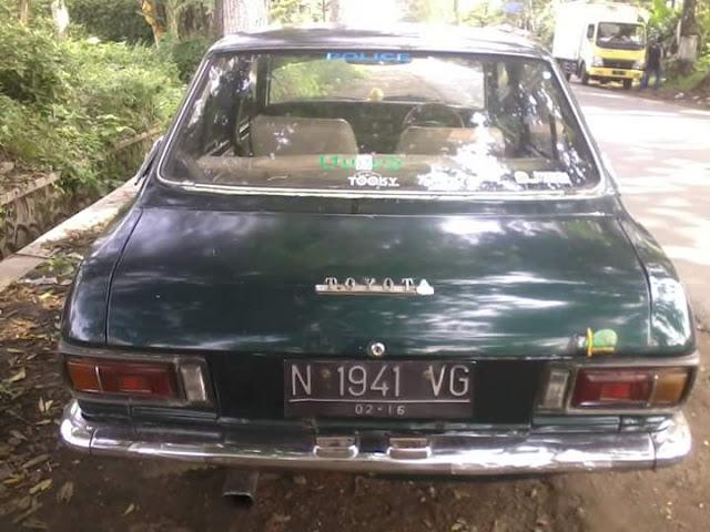 Bukalapak Mobil Retro Bekas Corolla 73 - MALANG - LAPAK ...