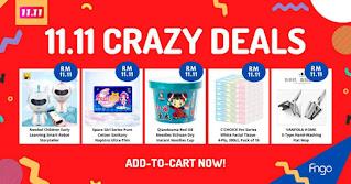 Fingo Crazy Deals