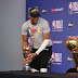 Antetokounmpo takes NBA Trophy home to Greece