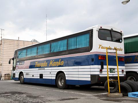 十和田観光電鉄「シリウス号」 ・709 リア