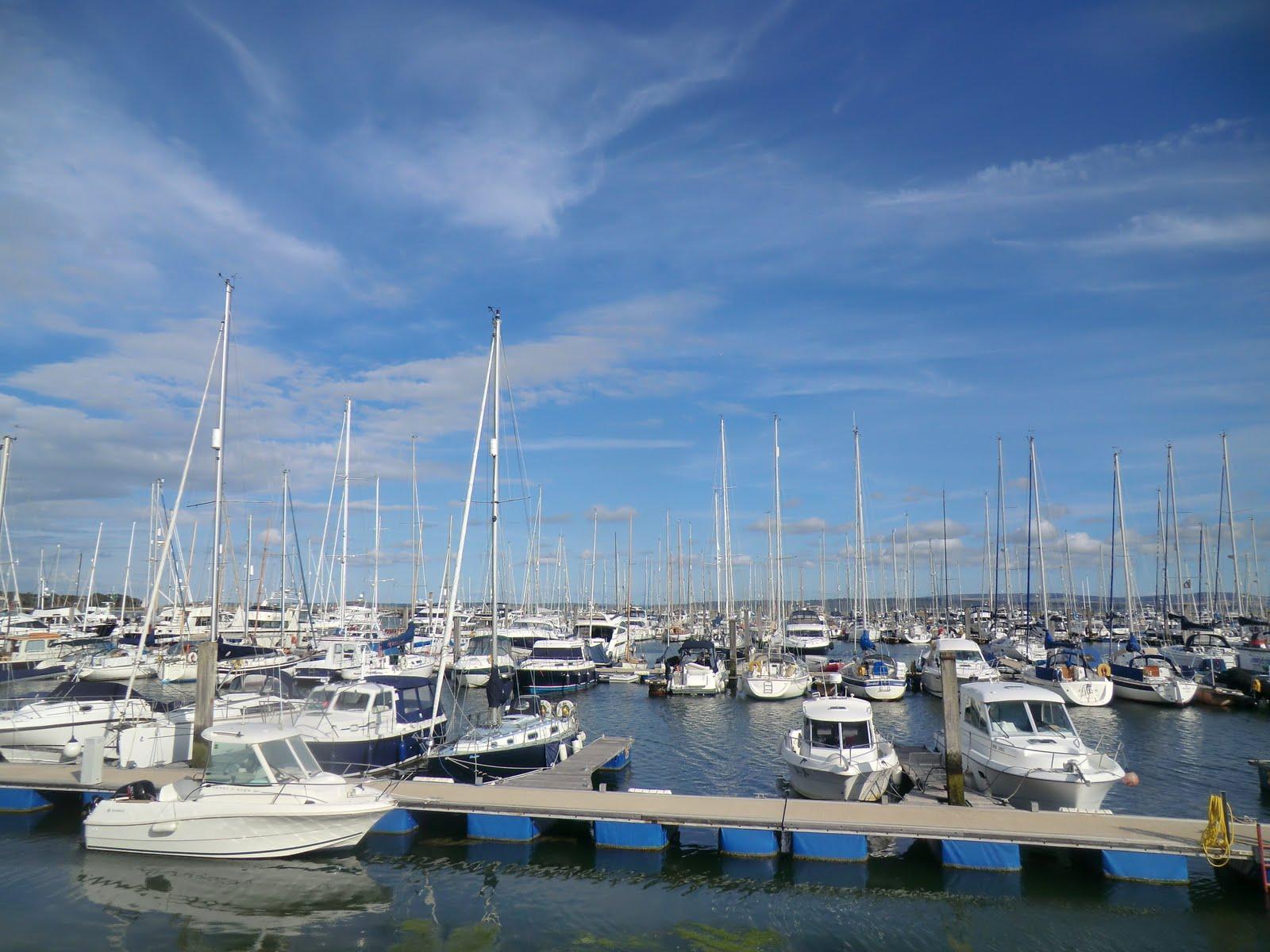 CIMG4507 Lymington Yacht Haven