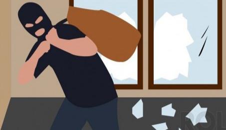 Mencuri Ditempat Kerja,Karyawan SMK Digelandang Kekantor Polisi