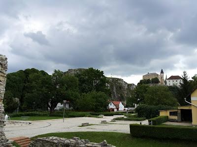 Stadbesichtigung von Veszprém