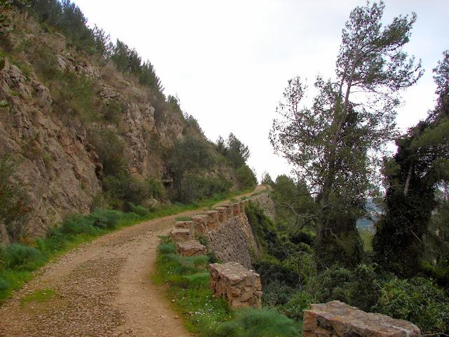sendedismo La Creueta de Dènia y el Montgó