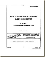 Apollo Operations Handbook Block II Spacecraft - Volume I Section 01 Spacecraft Description_01