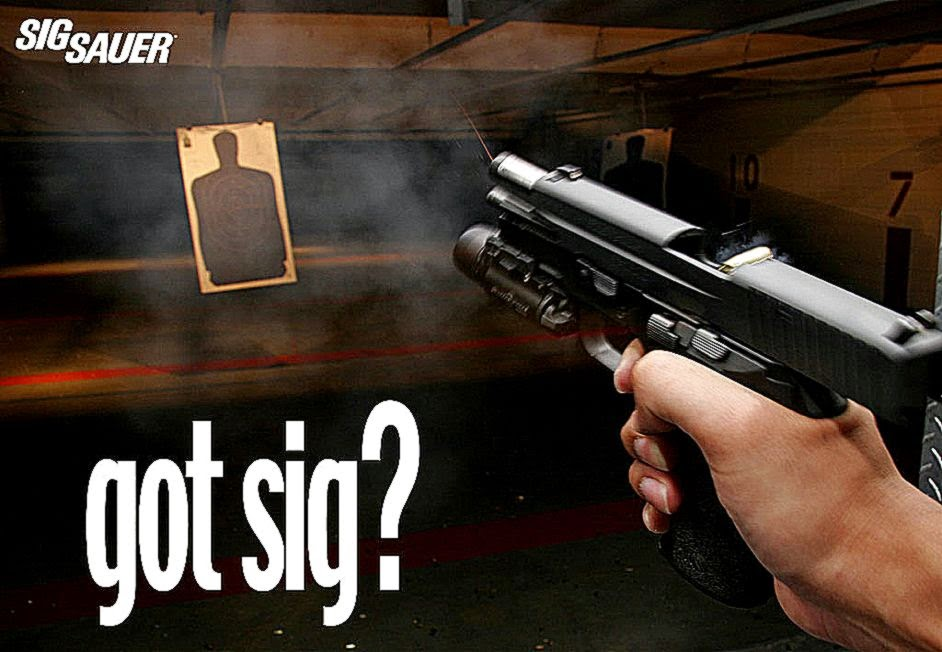 Sig Sauer Screensaver Wallpaper