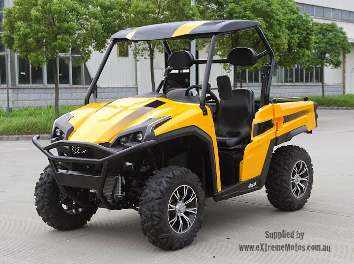 800cc GT 4 Seater Four Person Farm UTV Ute Side by Side