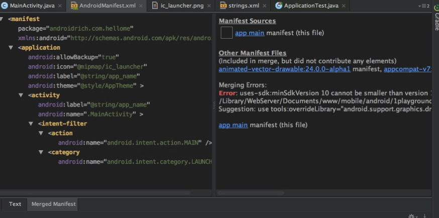 Whats New in Android Studio 2 2 - Firebase Integration and