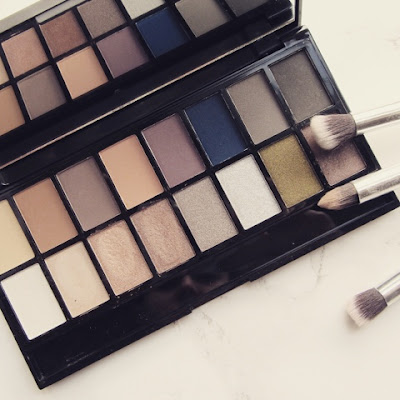 Makeup Revolution Iconic Pro 2 Eyeshadow Palette Review