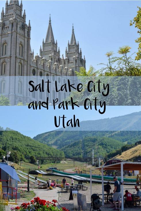 Salt Lake City and Park City Utah
