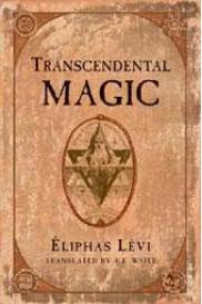 Cover of Eliphas Levi's Book Dogma et Rituel de la Haute Magie Part I The Doctrine Of Transcendental Magic