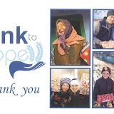 Our Christmas shoebox appeal and Link to Hope
