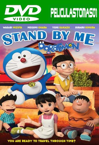 Stand by Me Doraemon (Quédate Conmigo Doraemon) (2014) DVDRip