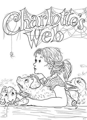 [charlottes-web-coloring-page%5B2%5D]