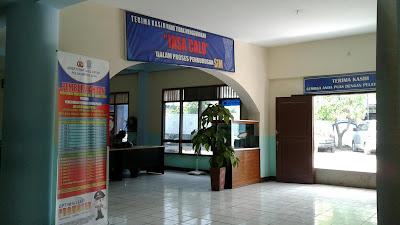 Lokasi Perpanjangan SIM di Jalan Gorontalo, Jakarta Utara