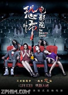 Rạp Chiếu Phim Ma Ám - The Haunted Cinema (2014) Poster