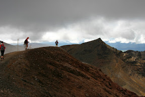 Red Crater panorama 1