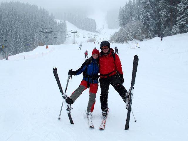 schi la Bansko