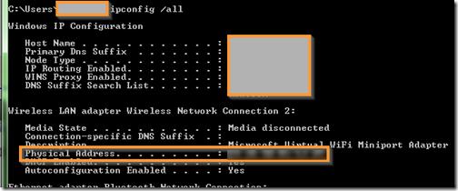 mac-adresi-ogrenme