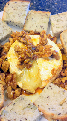 Honey Walnut Brie Recipe