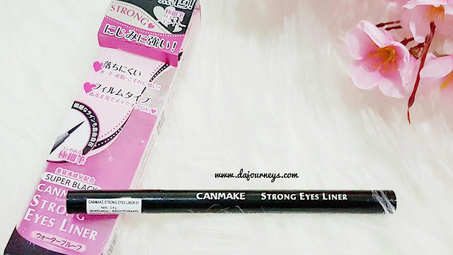 Canmake Strong Eyes Liner