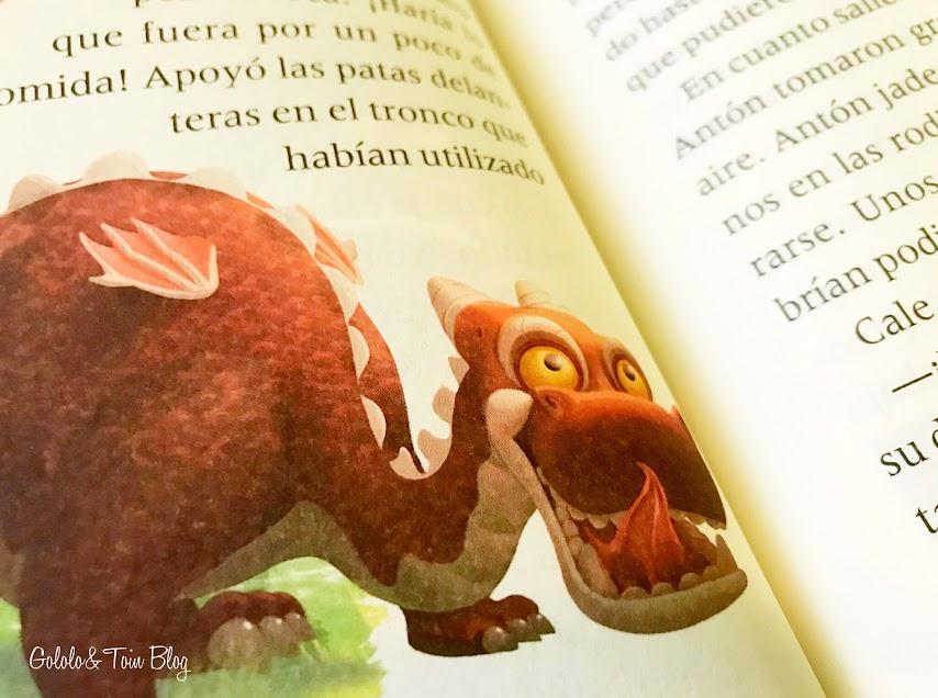 Colección Crias de Dragón editorial Destino