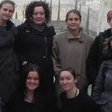 תלמידות הגיור של מכון אורה בתמונה קבוצתית