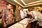 Bupati Wajo Hadiri Musrenbang RKPD Tahun 2020 Provinsi Sulawesi Selatan