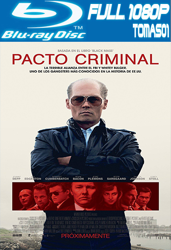 Pacto Criminal (Black Mass) (2015) (BRRipFull 1080p) BDRip 1080p HD-DTS