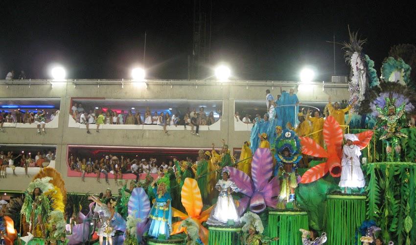 リオのサンバカーニバル⑪ / Rio carnival